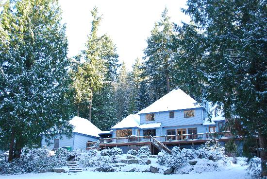 Winter at Meritage Meadows Inn