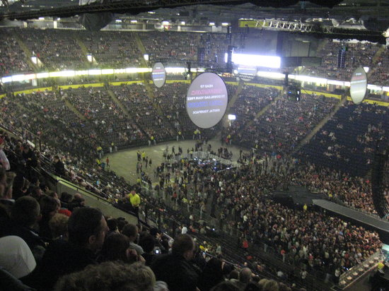 Manchester Arena - Picture of Manchester Arena, Manchester - TripAdvisor