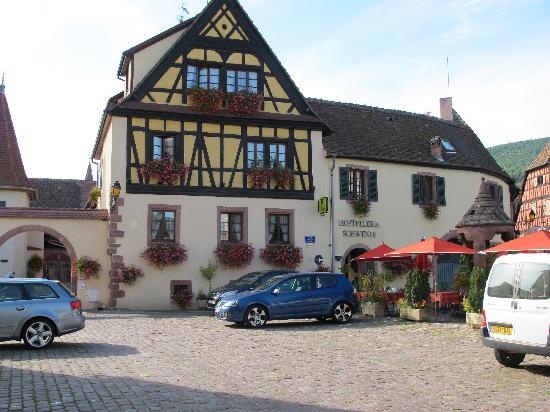 Hostellerie Schwendi: The Hostellerie