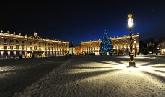 ‪‪Nancy‬, فرنسا: Place Stanislas - Nancy‬