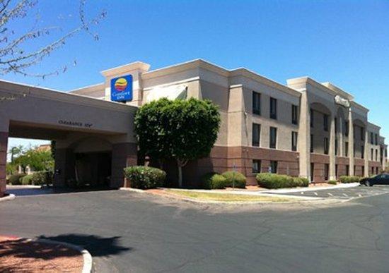 Comfort Inn I-10 West at 51st Ave : Comfort Inn Phoenix West