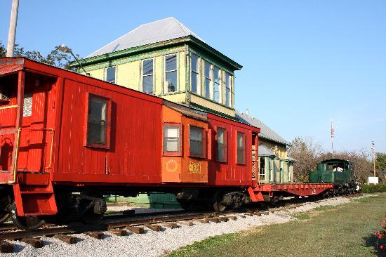 Cowan Railroad Museum: Cowen TN Museum