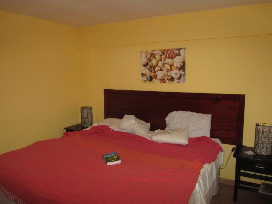 Las Tablas, Panama : Basic room - view 2