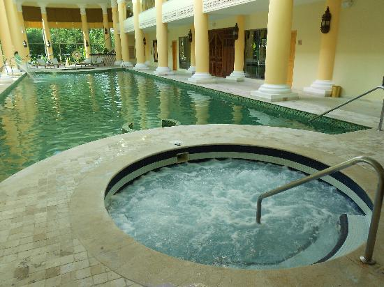 Bubble bath picture of iberostar grand hotel paraiso - Hotels in bath with swimming pool ...