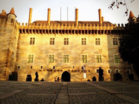 Guimaraes, Portugal: Paço dos Duques de Bragança