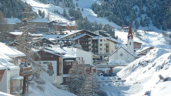 هوتل لومان شامل جميع الخدمات: Obergurgl
