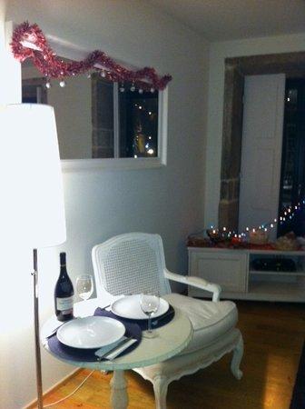 Gustave Eiffel Apartments: Christmas evening