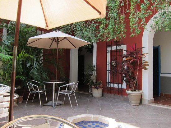 Hotel Julamis, Merida, Yucatan