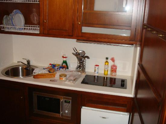 Hotel Obaga Blanca: Cocina