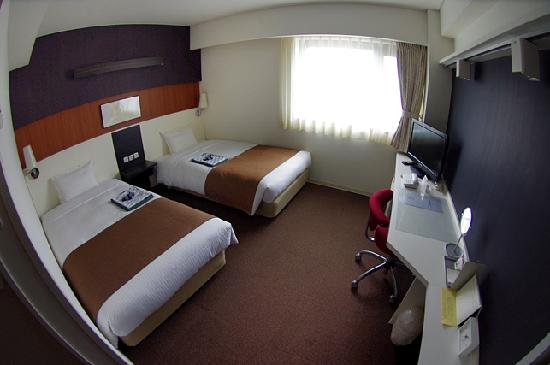 Wakkanai Grand Hotel : The Room
