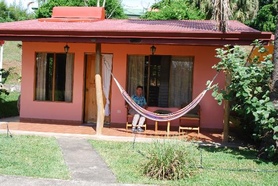 El Paraiso Verde B&B: Our little cottage
