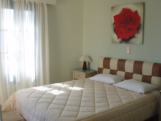 Hotel Grotta: room
