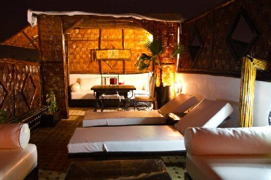 "Riad Dar Najat: ""MARRAKECH BEST CHILL OUT RIADS"""