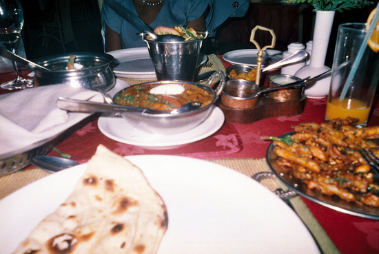 Haandi Restaurant: huge portions of food