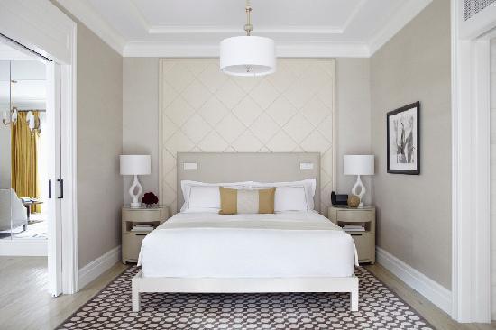 Hotel Bel Air: Gracey Kelly Suite Bedroom