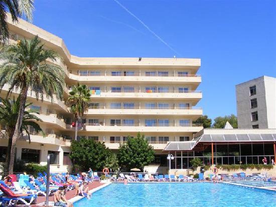 Jaime I Hotel: Main pool