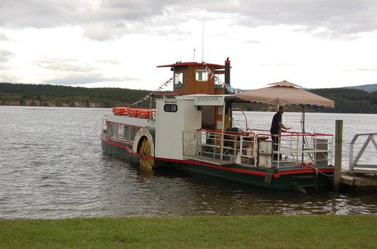 Otunui Paddleboat
