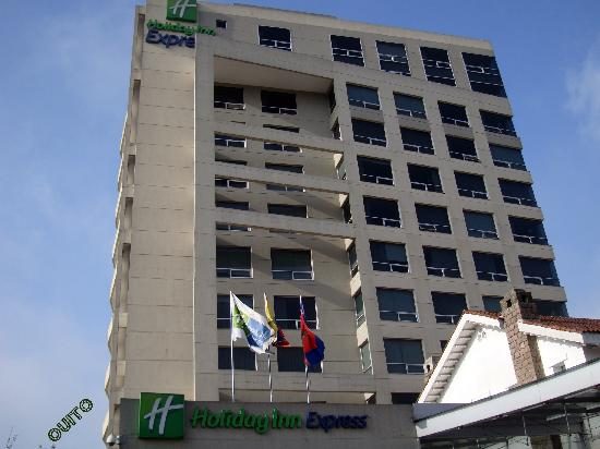 Holiday Inn Express Quito: foto hotel