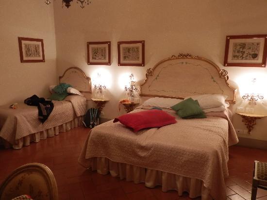 Relais Cavalcanti: room view