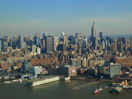 Zip Aviation - Helicopter Tours & Charters: NY aus der Luft
