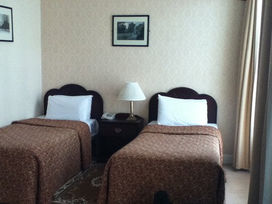 Imperial Hotel : Beds