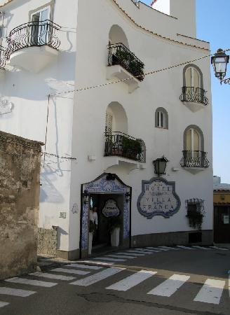 Hotel Villa Franca Positano Prezzi