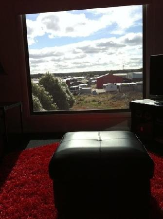 Smithton, Australië: a room with a view