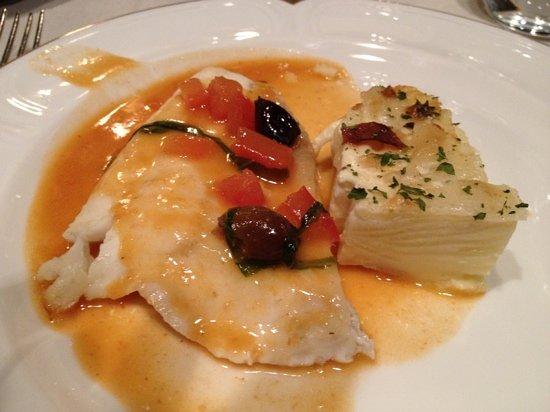Taverna La Fenice : fish entree