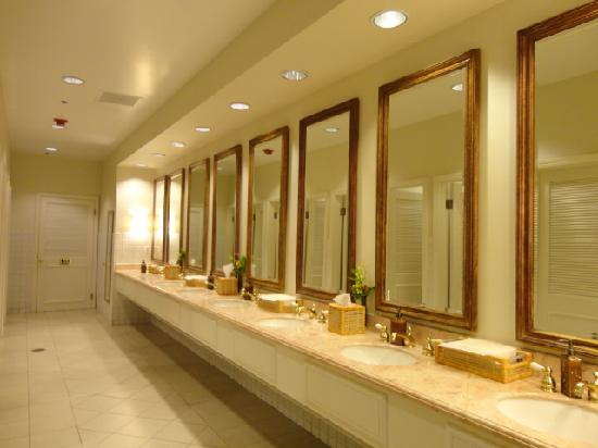 Loews Coronado Bay Resort Restroom In The Lobby 5 Star