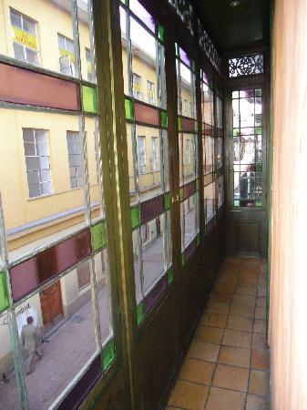 Hotel de la Opera : vista 1