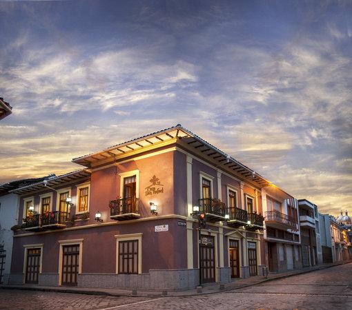 Casa San Rafael: el hotel