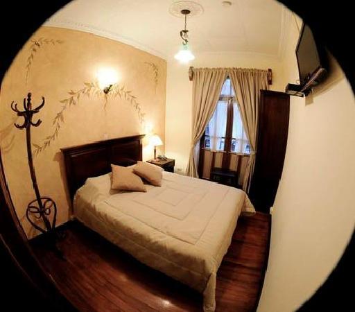Casa San Rafael: Habitación matrimonial