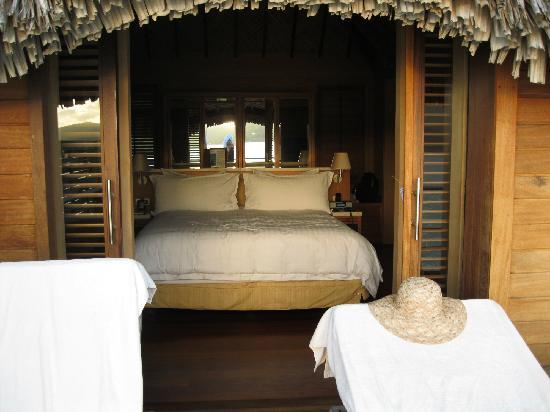 Four Seasons Resort Bora-Bora : Bedroom