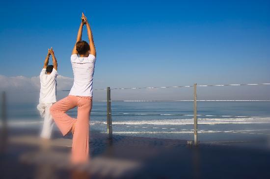 Anantara Seminyak Bali Resort: Yoga