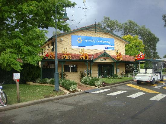 Sydney Gateway Resort and Holiday Park: just so clean and well presented