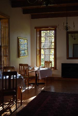 Basse Provence: Basse Breakfast Room