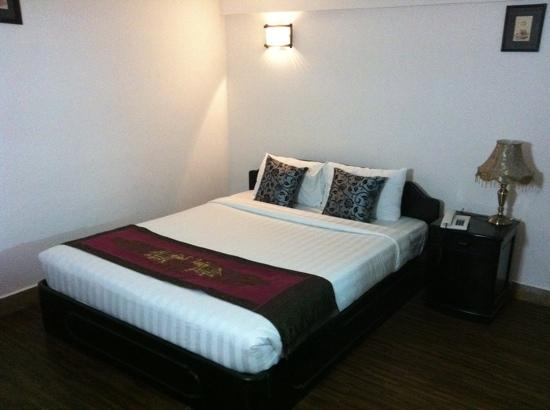 Diamond Palace Hotel: One of the Hotel rooms