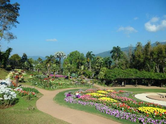 DoiTung Lodge : The Royal Gardens of the King's mother