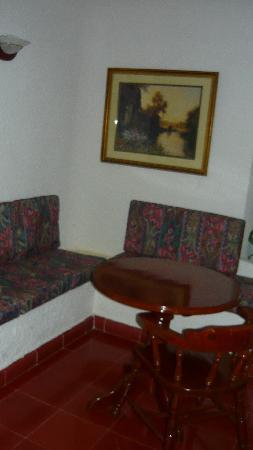Antillano Hotel: salita