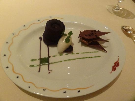 Picasso: Chocolate Fondant