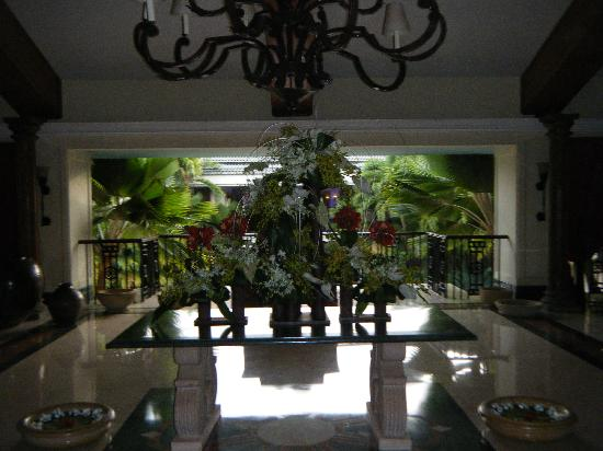 Taj Exotica Resort & Spa Goa: Lobby View