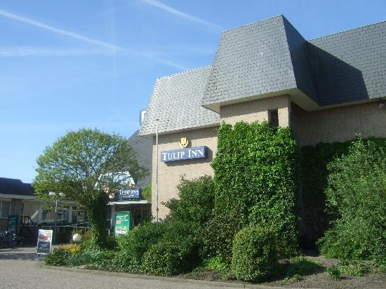 Tulip Inn Leiderdorp : Outside view near reception area