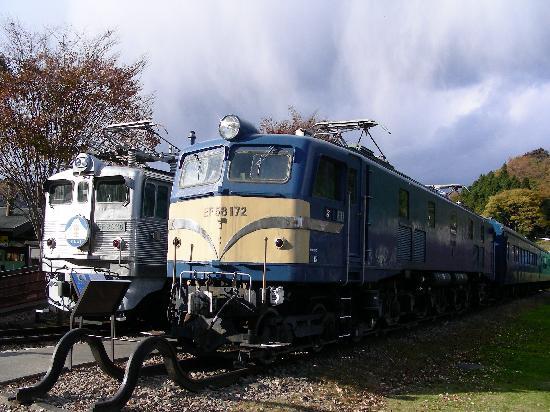 Usui Toge Railroad Cultural Village : コメントを入力してください (必須)