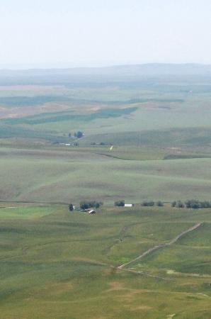Kamiak Butte County Park : O' Palouse! This area of the country is amazing!