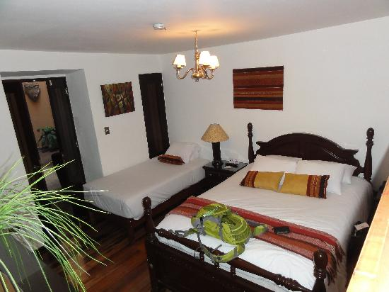 Tierra Viva Cusco Plaza: room 104