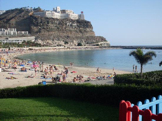 Aparthotel Mirador del Atlantico: player amadores beach