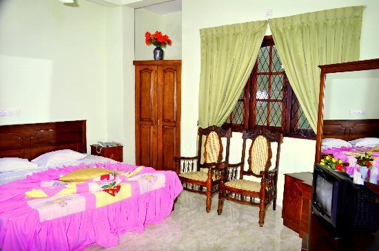Hotel Sunrich: standard room