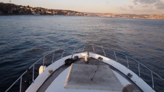 Luxury Istanbul Day Tours: Cruise on the Bosphorus