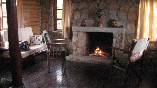 Mufindi Highland Fishing Lodge: Cosy cabin