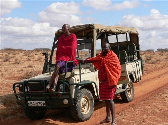 Porini Amboseli Camp : Our great guides